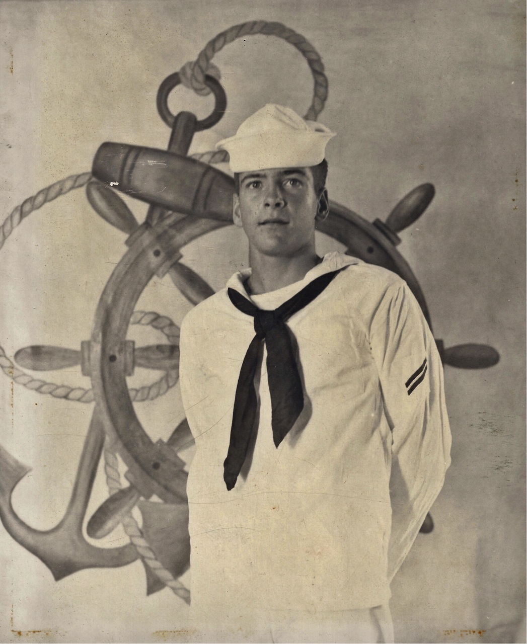 Jack Lawliss 1951 the sailor